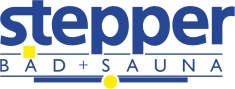 STEPPER Bad und Sauna logo